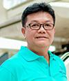 Paradorn Thamraksa | Customer Liaison & Support Manager
