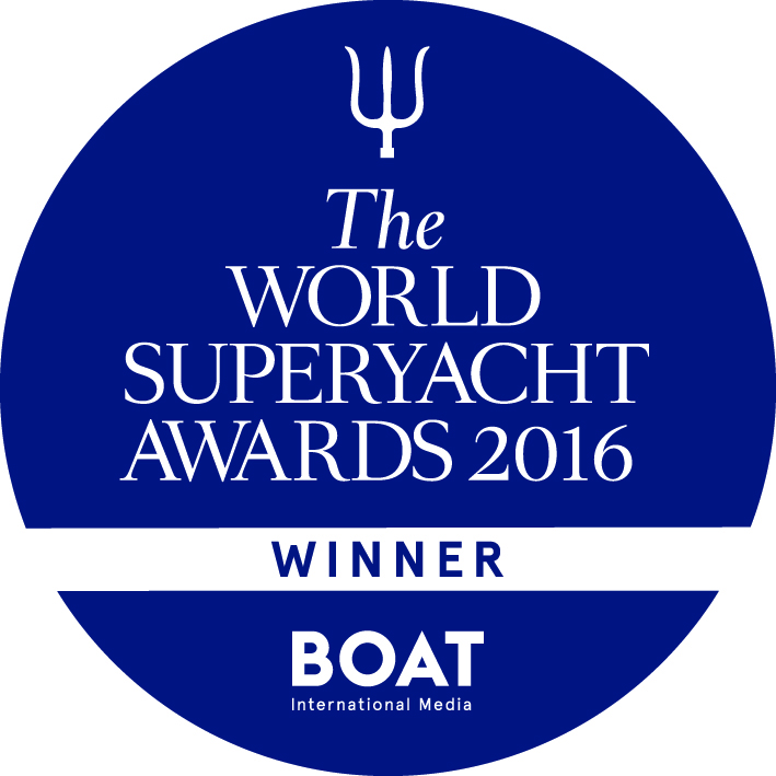 The World Superyacht Awards 2016
