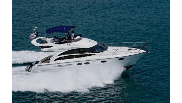 Princess 42 (Special price for Singapore Yacht Show 17 Only )