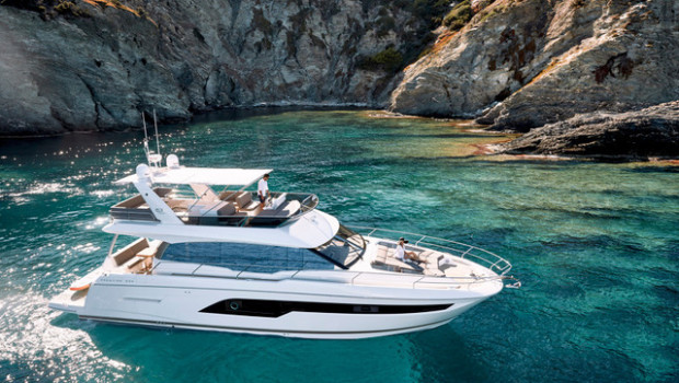 Introducing the new Prestige 630 - One of the most captivating yachts from the 2016 Cannes Yachting Festival