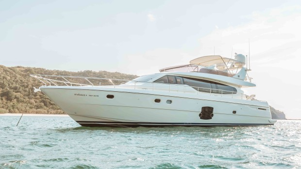 Ferretti 630 (Thai VAT Paid)