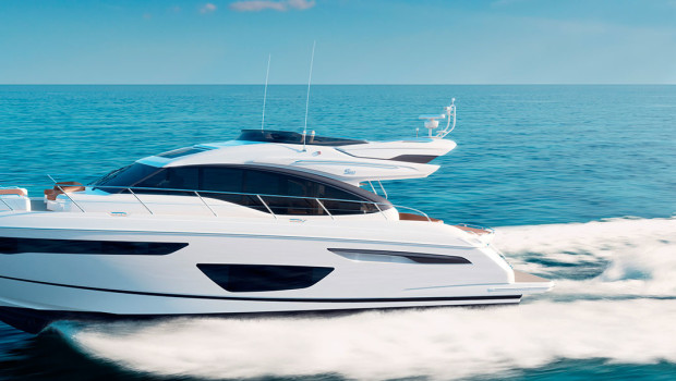 ASIA PACIFIC PREMIERE OF THE NEW PRINCESS S60