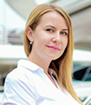 Alyona Minoret | SENIOR YACHT SALES EXECUTIVE