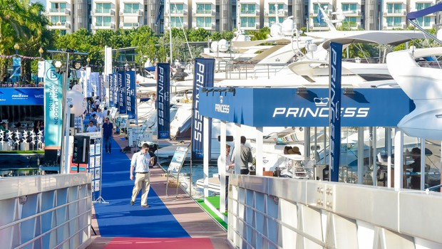 BOAT LAGOON YACHTING'S EXCEPTIONAL LINE-UP AT SINGAPORE YACHT SHOW 2019