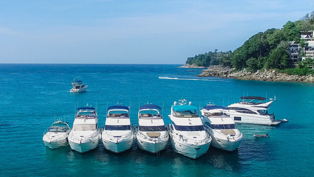 Princess Yachts Phuket Rendezvous 2017