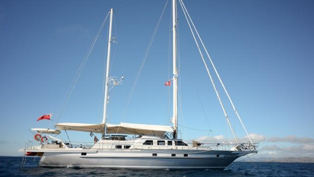 22m Aluminum Cruiser Yacht