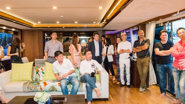 Princess Yachts & Johnnie Walker Private Tasting Event