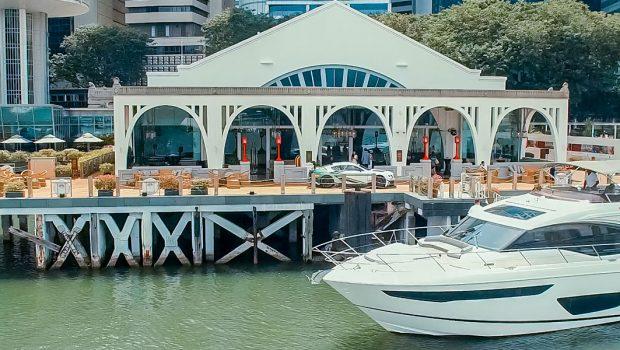 Princess S60 and Bentley Motor Racing Launch, Fullerton Bay Hotel 2017