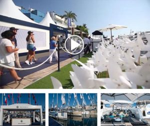 Video & Images from Cannes Yachting Festival 2016