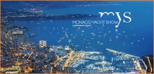 WIDER & LLOYD WERFT SHARE STAND AT MONACO SHOW