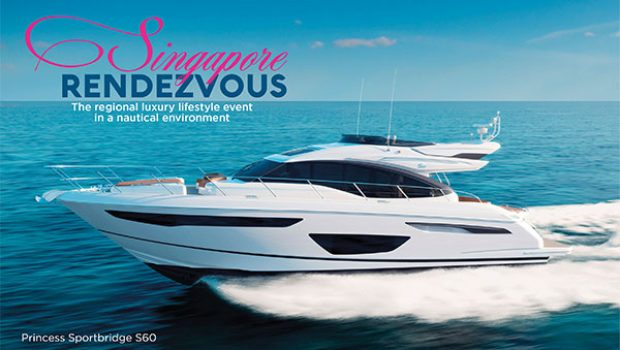 Boat Lagoon Yachting invites you to the Singapore Rendezvous 2017!