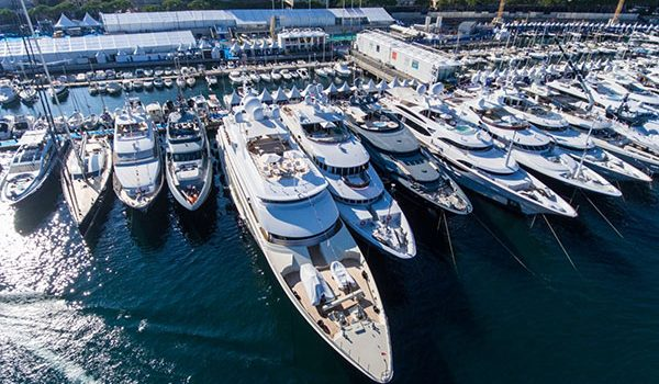 Two Award-Winning Princess Yachts at the Monaco Yacht Show!