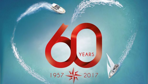 JEANNEAU IS CELEBRATING ITS 60-YEAR ANNIVERSARY!