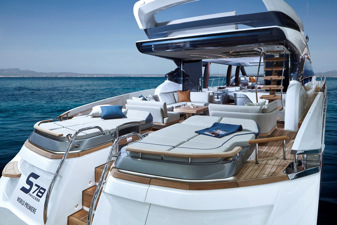 VIEW THE S78 VIRTUAL TOUR AND STUNNING INTERIOR IMAGES