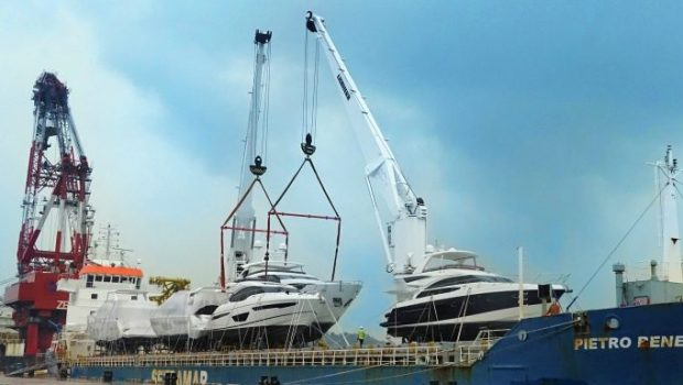 Boat Lagoon Yachting announces arrival of region's biggest shipment of private yachts