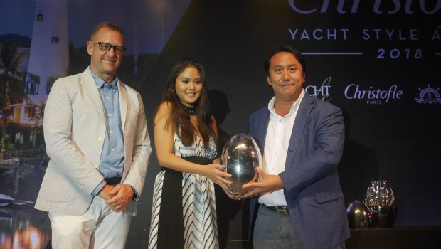 Vrit Yongsakul – Boat Lagoon Yachting, named Entrepreneur of the Year for yachting in Asia