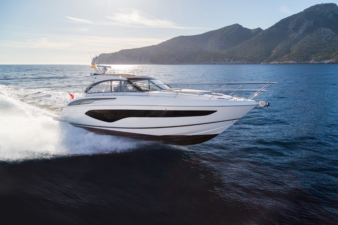 Experience the Princess V50