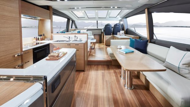 Take a look inside the all-new Princess V65
