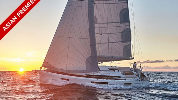 Jeanneau 440 Asian Premiere at Singapore Yacht Show
