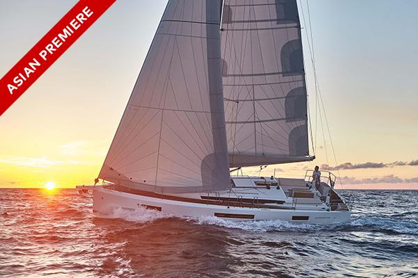 Jeanneau 440 Asian Premiere at Singapore Yacht Show