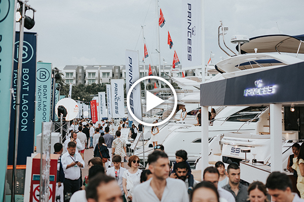 BOAT LAGOON YACHTING'S LINE-UP OF EVENTS AT THE SINGAPORE YACHT SHOW 2018