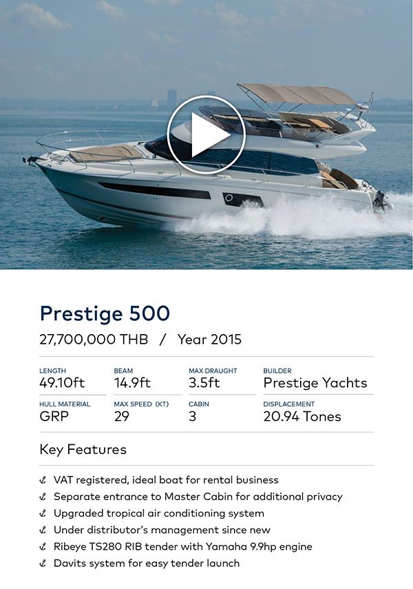 Prestige 500