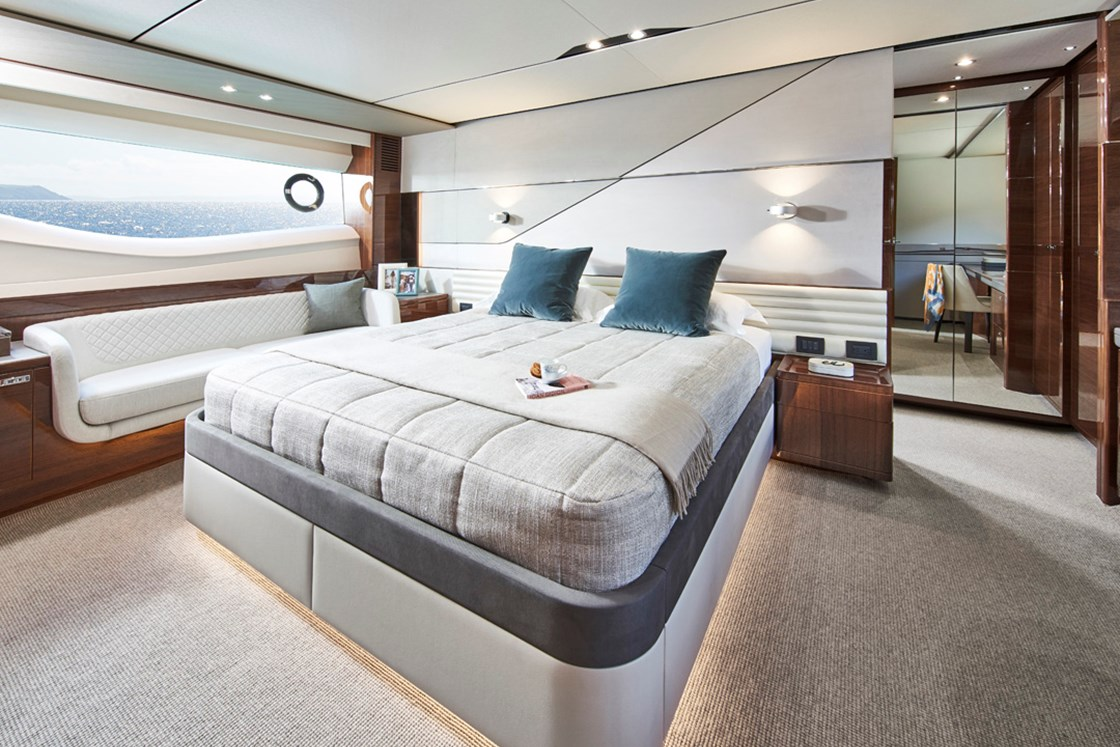 Experience the flagship of the Princess V-Class Range