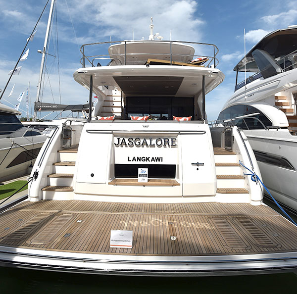 Thailand Yacht Show & Rendezvous 2019 - Day 1