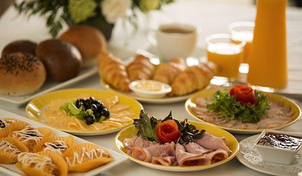 Culinary (Sample menus)
