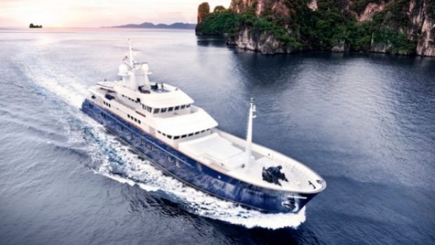 51 M Northern Sun is now available for charter