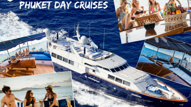 Phuket Day Cruises: What Makes Them Attractive to Young Travelers