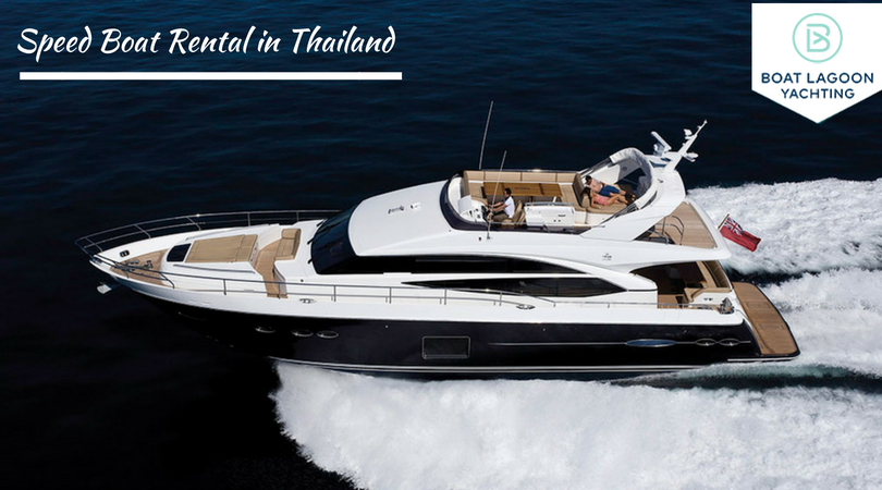 How to plan and book Speed Boat Rental in Thailand? - Boat