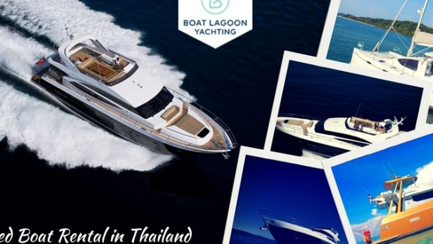 How to plan and book Speed Boat Rental in Thailand?