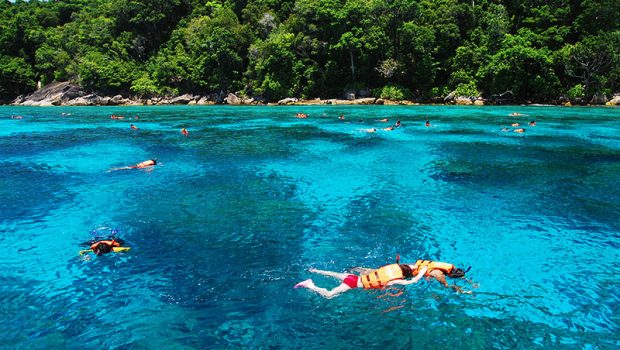 Full Day Phang Nga Bay – Koh Hong Krabi