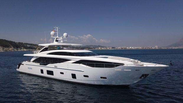 Princess 30M nominated for World Superyacht Award 2019