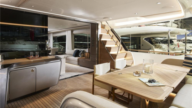 Experience the Princess Y85 Virtual Tour