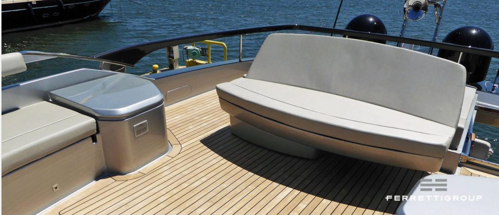 Riva perseo 76 ferretti group pre owned boat lagoon yachting asia 39 s premier provider of a - Div style padding ...
