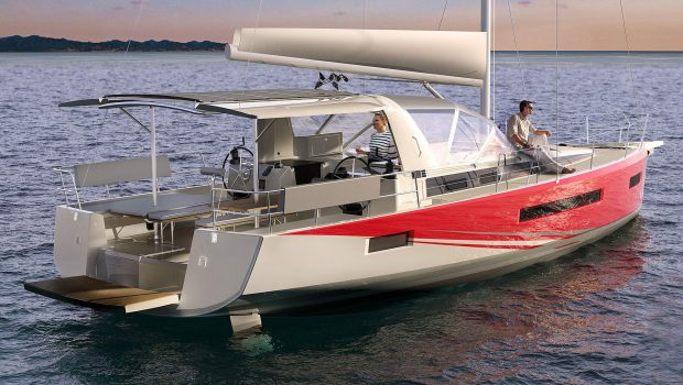 Launch of the SUN LOFT 47 designed to charter and ideal for attracting new generation on the water!