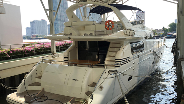 Princess 23M (Thai VAT Paid)