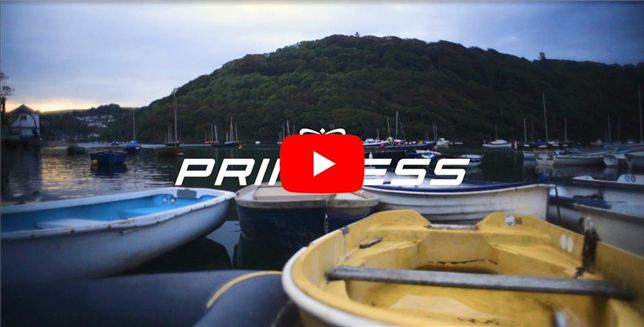 Exceptional people at Princess Yachts