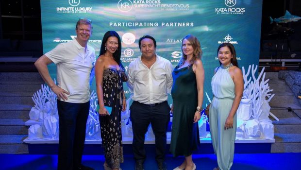 Kata Rocks Superyacht Rendezvous 2019