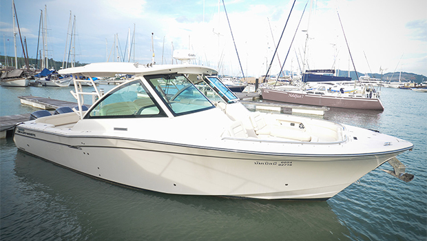 Grady White Freedom 375 (Thai VAT Paid)