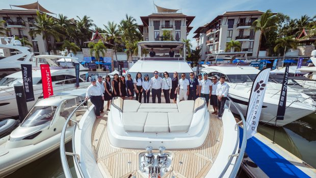 Thailand Yacht Show 2020 highlights