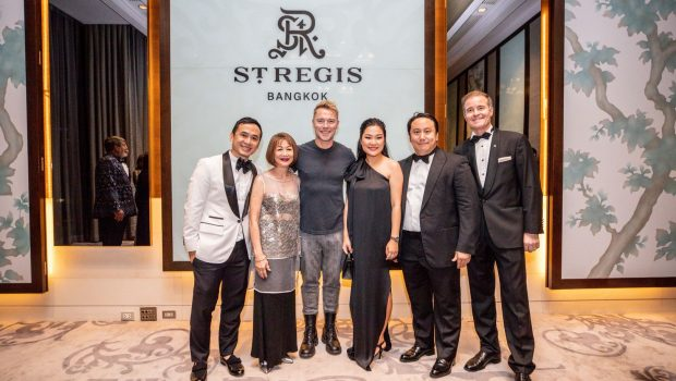 The St. Regis Bangkok Charity Gala 2020