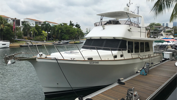 Clipper Motor Yachts Cordova 48