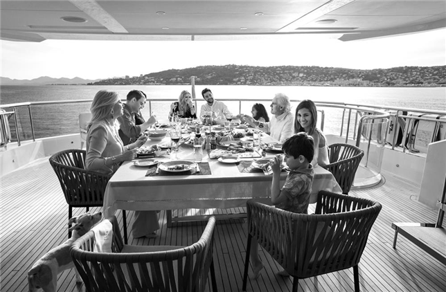 Experience Togetherness with Princess Yachts