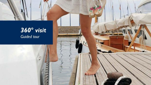 Come aboard and visit Jeanneau boats from your home!