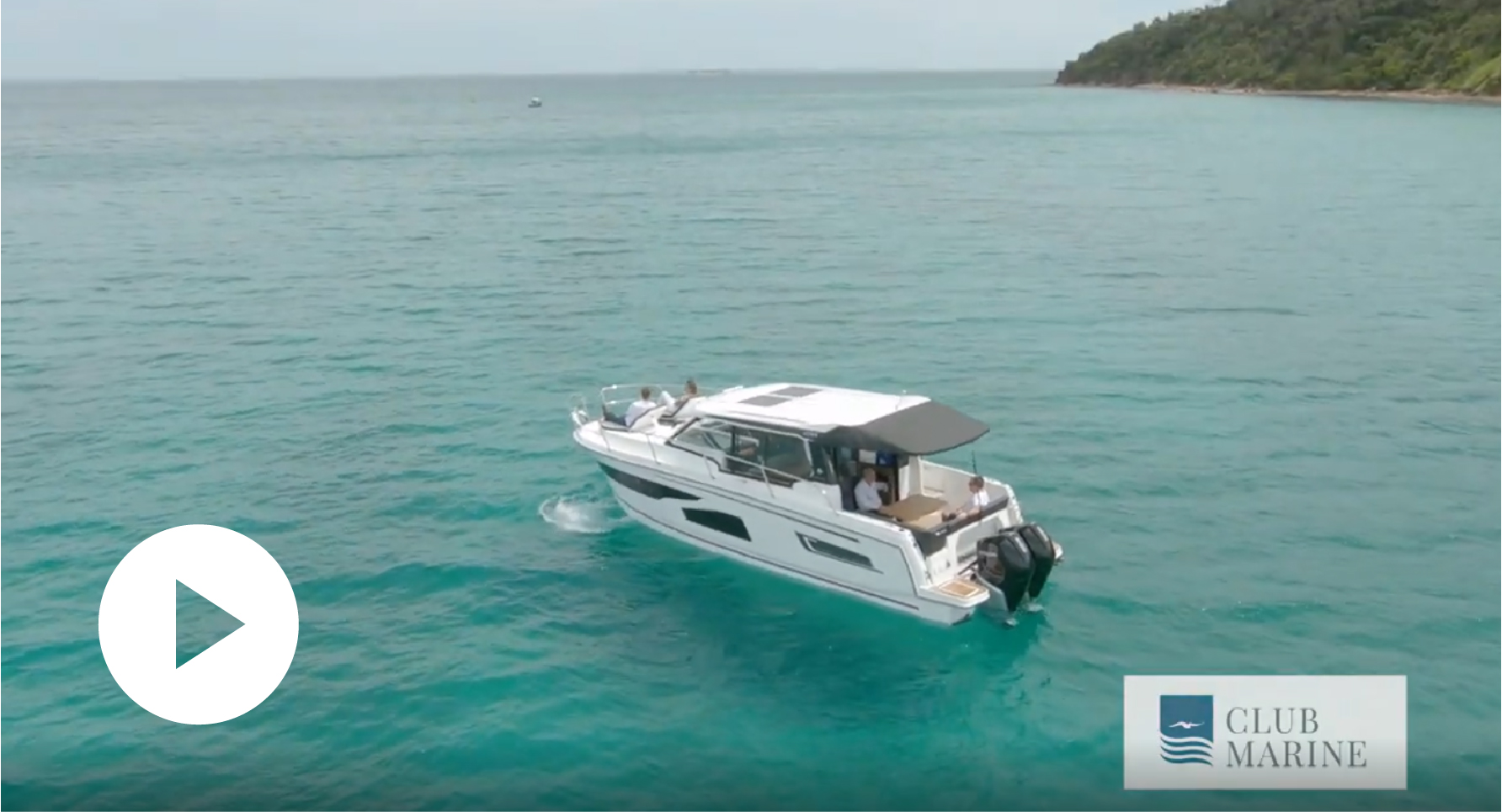 MERRY FISHER 1095 BOAT REVIEW | CLUB MARINE TV AUSTRALIA