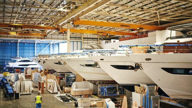 Princess Yachts Response To Government Financial Support