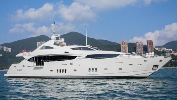 Sunseeker 34M Sport Yacht